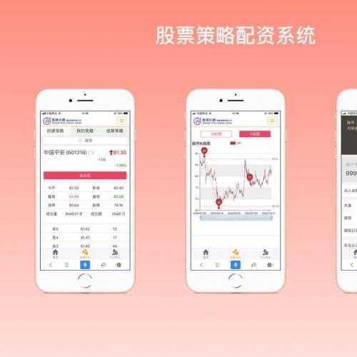 最新更新股票策略配资网站源码完美运营版+封装app