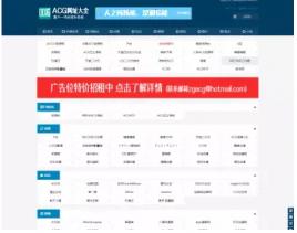 【源码已测试】PHP网址分类目录导航门户网站源码 简洁大气导航网