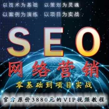 网站seo优化技术教程 深圳seo优化推广实战教程