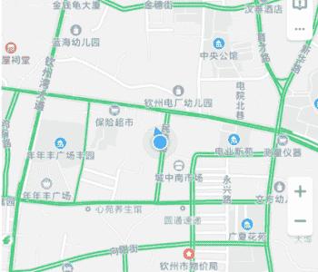 高德地图v8.2.2.3 华为P30高级定制版