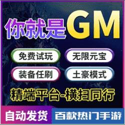 幽冥传奇/热血盛世/GM后台永久账号密码