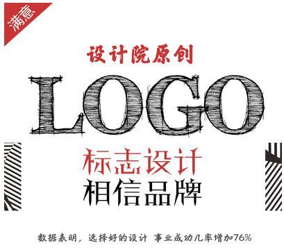 品牌企业卡通logo设计原创图标标志商标设计公司包装画册门头设计
